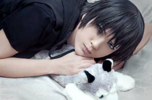 Final Fantasy XV - Noctis - Mischievous by Krisild