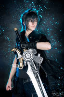 Final Fantasy XV - Noctis - Duty calls by Krisild