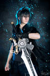 Final Fantasy XV - Noctis - Duty calls