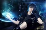 Final Fantasy XV - Noctis - Throne