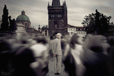 Monster - Johan Liebert - Time by Krisild