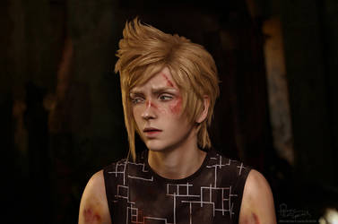 Final Fantasy XV Prompto - Were you worried? by Krisild