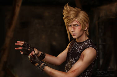 Final Fantasy XV Prompto - Identity by Krisild