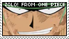 One Piece Stamp: 1 by Mourgebeast