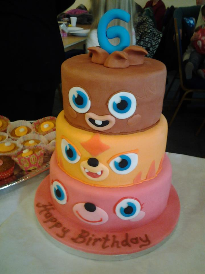 Moshi Monsters Cake By Mike A On Deviantart