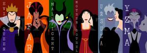 Two Faced Villains (Disney)