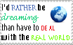 Rather be dreaming stamp by Rio-del-Pantera