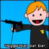 DIE DIE DIE by SevyWevyV-2