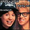 Wayne's World by SevyWevyV-2
