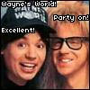 Wayne's World by SevyWevyV-2