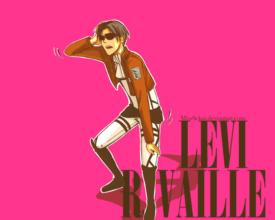 Twerk it Levi twerk it by MissSekai