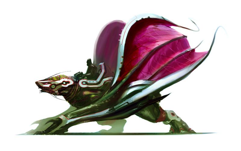 Alien Race-1 by annisahmad
