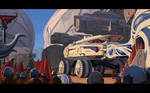 Syd Mead homage
