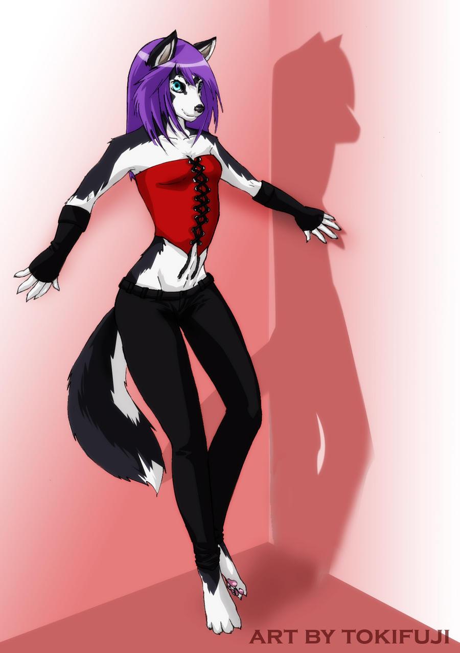 Husky by Tokifuji