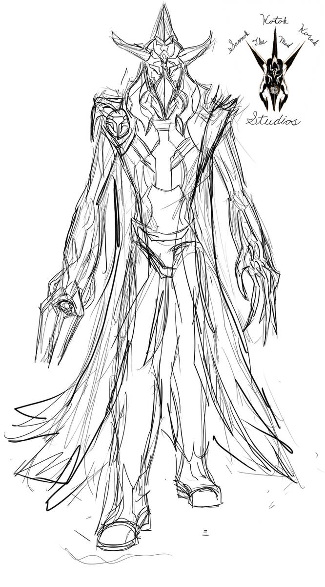 Internal Selves: The fixer (Clockwork armor) line