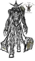 Internalized Selves - Fixer (detailed, cloak)