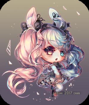 [+SPEEDPAINT]P  Detailed Chibi Mia
