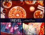 [Preview] Revel Artbook