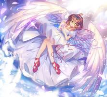 Angelic CardCaptor Sakura by ShiyumiChan