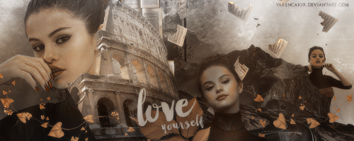 Love Yourself by yarencakir
