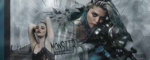 Monster by yarencakir