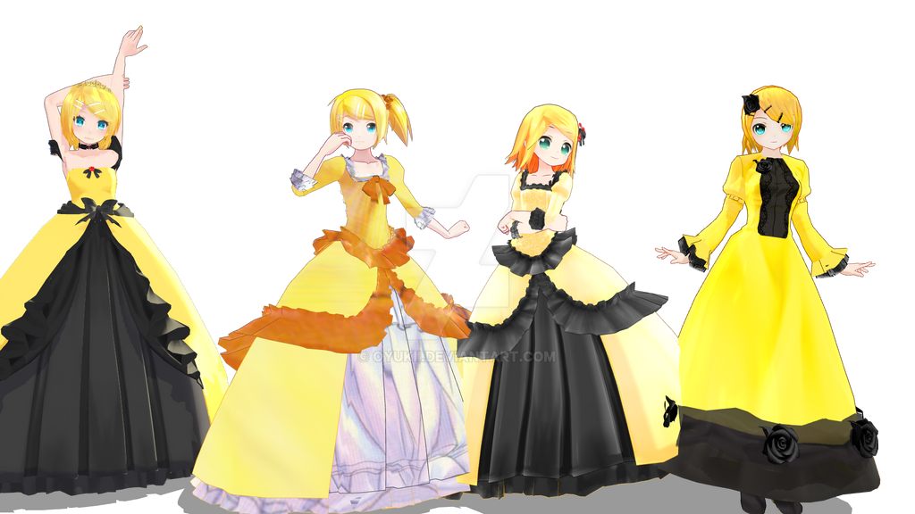 Princess Rins by Oyukii