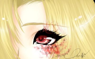 Eye of Sirrenity Yunamorii by Demukki