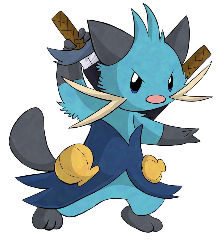 dewott pokemon shiny - photo #36