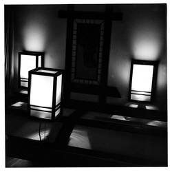 lamps at Yamakasi bar by Koobassoff