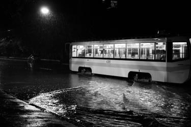 Last tram