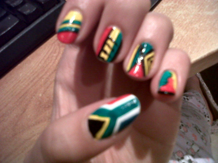 African nail design by DanaSuckerfield ... - African Nail Design By DanaSuckerfield On DeviantArt