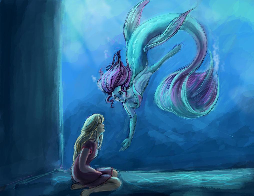Xin and Diana by HappyHyperHaro