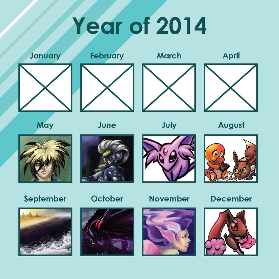 2014 Review by HappyHyperHaro