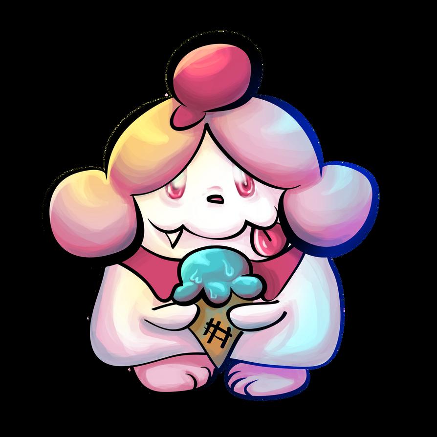 Slurpuff by HappyHyperHaro