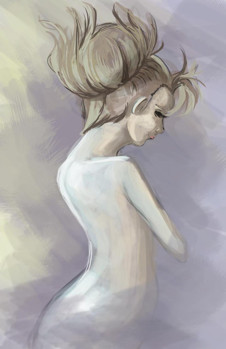 Thewoman by HappyHyperHaro