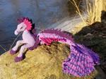 Purple Hippocampus (1 of 2)