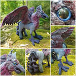 Galactic Hippogriff (2 of 2)