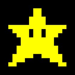Sprite Star by EpochFlipnote