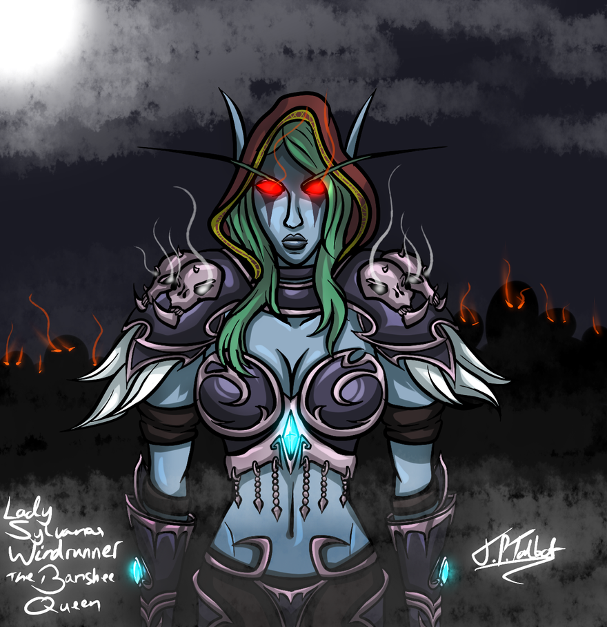 Lady sylvanas windrunner respawn time erotic movies