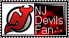 NJ Devils NHL Stamp by chrisofduty6