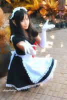 Cosplay: Maid by lyn12x