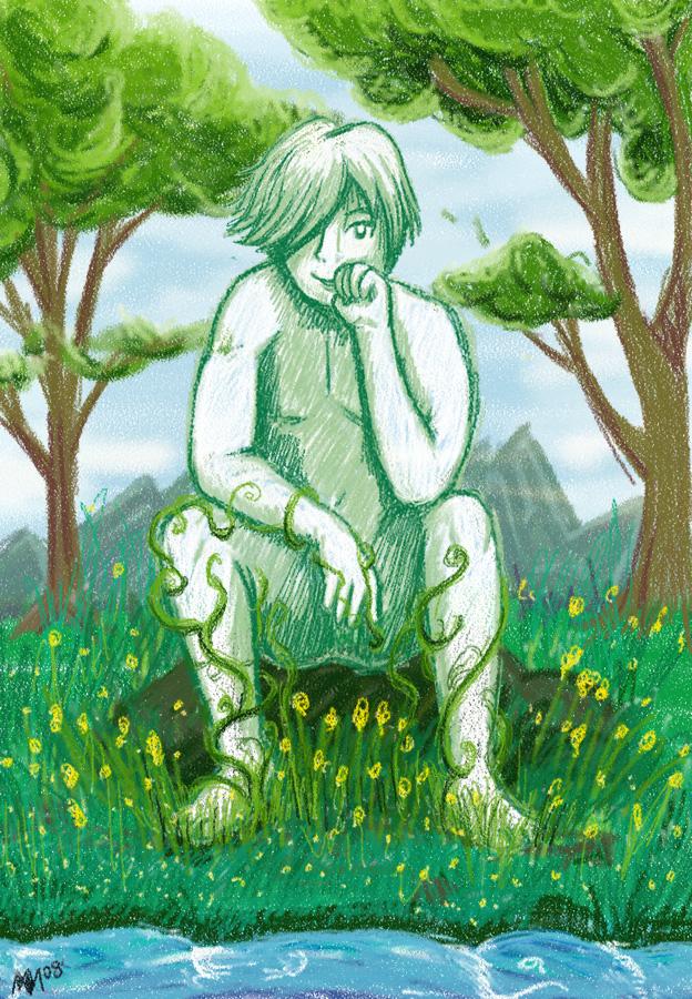 Mother Nature's Son by anniemae04 on DeviantArt