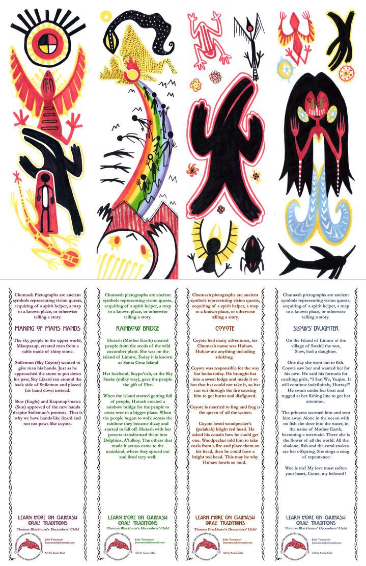 Native American Bookmarks By Anniemae04 On Deviantart