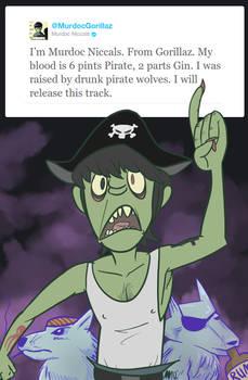 Pirate Murdoc - Do Ya Thing