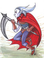Magus in Markers
