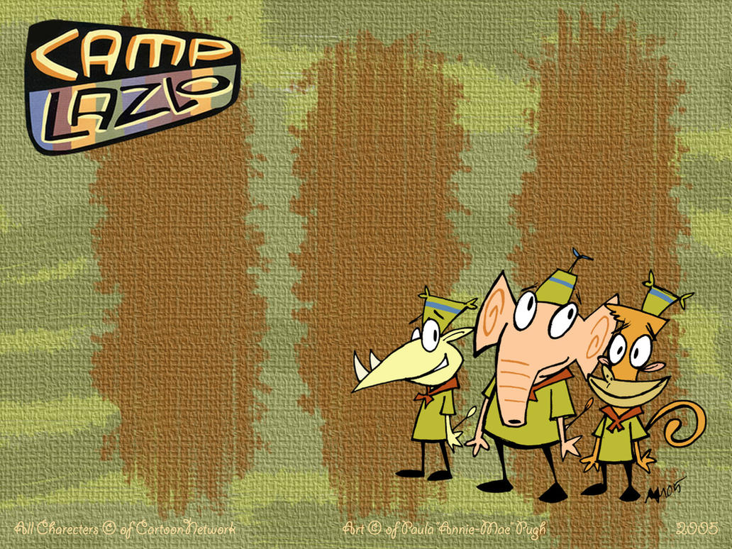 Camp Lazlo Wallpaper by anniemae04