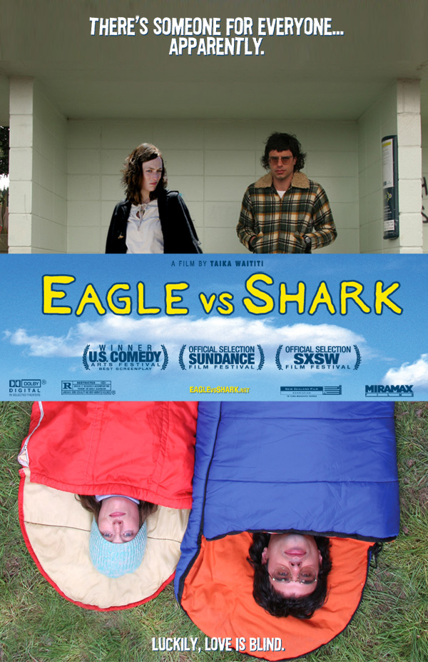 Eagle vs Shark - by Annie-Mae by anniemae04