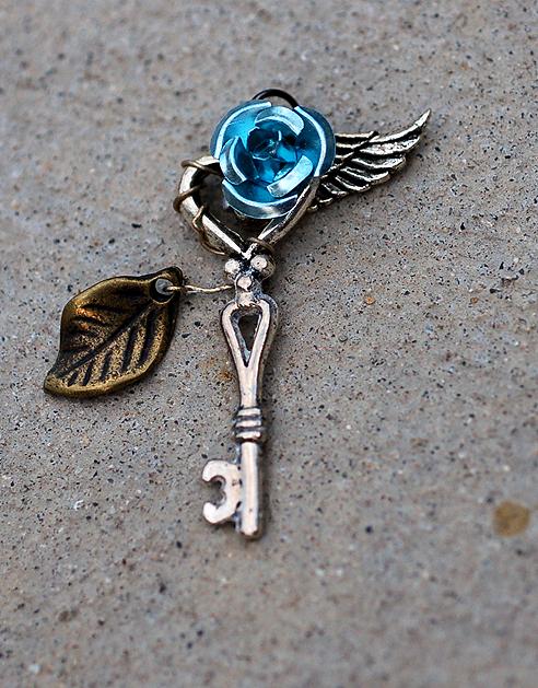 Soul Enchanted Key by Nomina-Domini