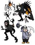 Hollow Knight Gijinka Page 5