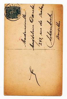 vintage - postcard 2